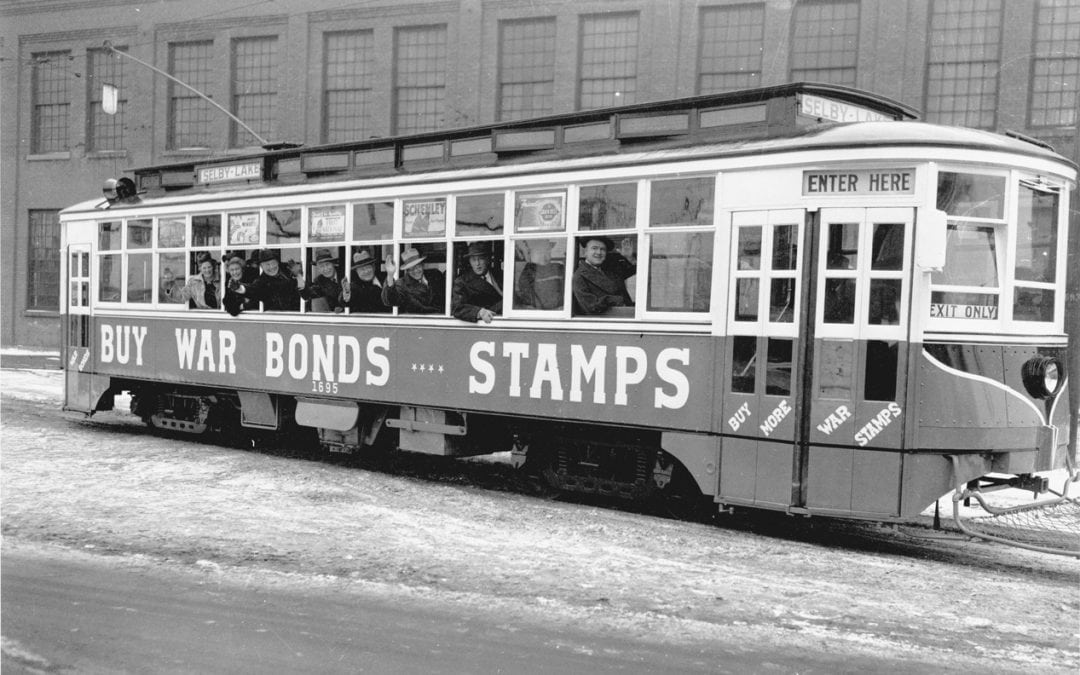 Streetcars of Saint Paul