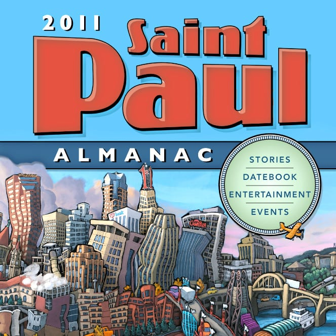 September 16th: Arcata Press to celebrate release of 2011 Saint Paul Almanac