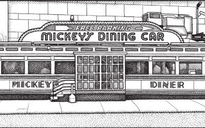 A Seventh Grader reviews Saint Paul classic, Mickey's Diner