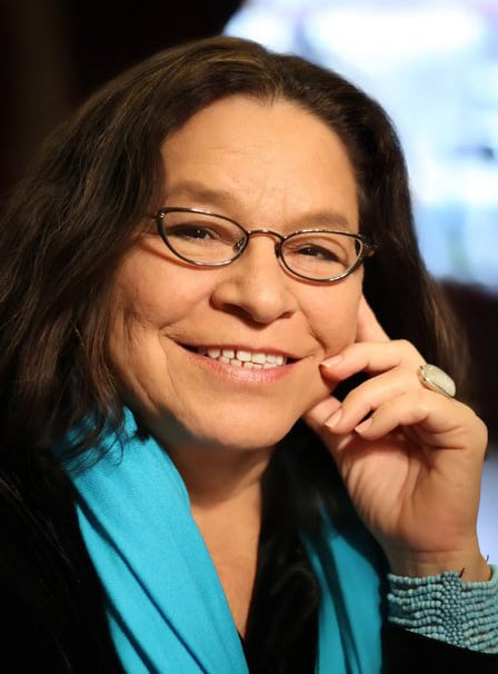 """June 26th, 2013: Marcie Rendon presents """"Anishinaabe Song/Poems for the New Millennium"""" at the Lowertown Reading Jam"""