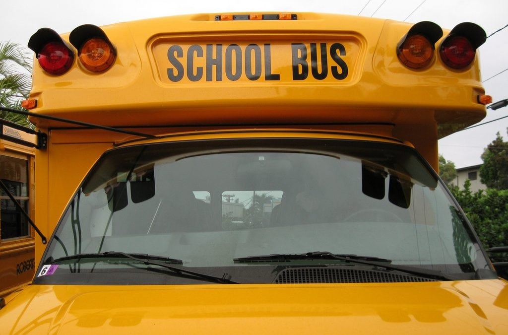 School Bus Bullies, Superheroes, and Why I Remember the Kitchen