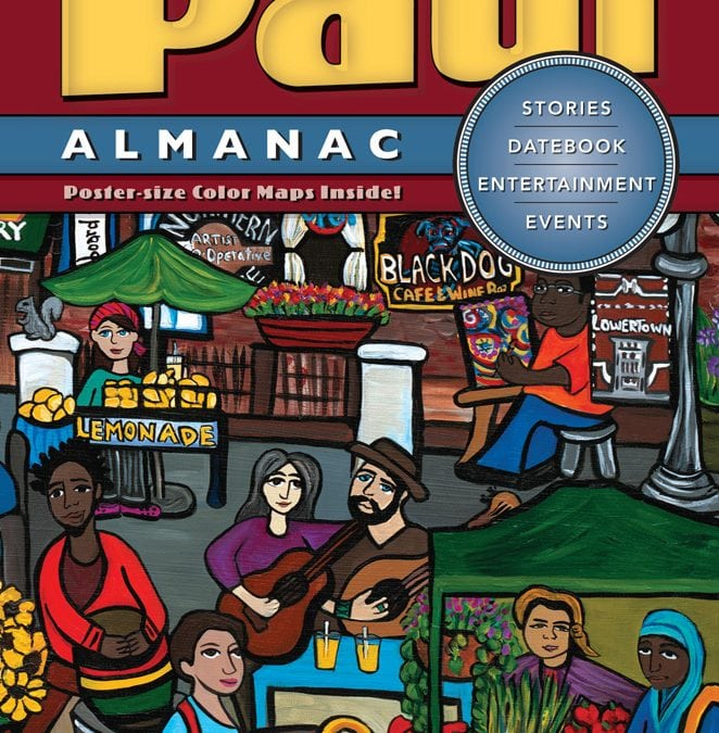 2012 edition of Saint Paul Almanac to launch in September