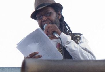 """Nov 14th, 2011: Lowertown Reading Jam: J. Otis Powell! presents """"Duende and the Sound of Soul"""""""