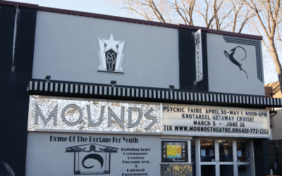 The Mounds Theatre and Me