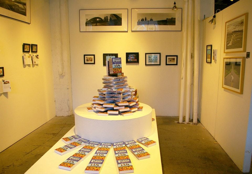 Visit the 2013 Saint Paul Almanac Exhibit in Lowertown at AZ Gallery and the Black Dog!