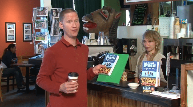 Video: Nick Nelson finds out more about the Saint Paul Almanac