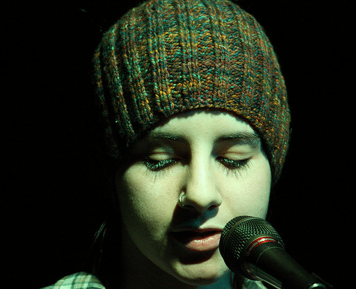 December 13, 2012 – Soul Sounds Open Mic with Aimee Renaud