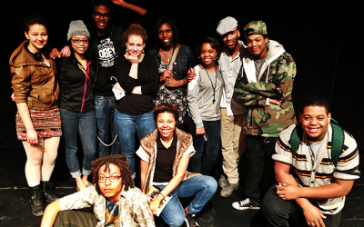 April 24th, 2013: TruArtSpeaks presents the (K.)N.E.W. MN Youth Poetry Slam Team at the Lowertown Reading Jam