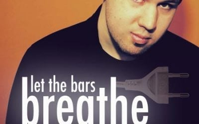 """January 22, 2014: Guante presents """"Let the Bars Breathe"""" at the Lowertown Reading Jam"""