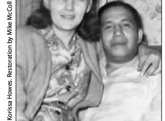 Photograph of My Grandparents
