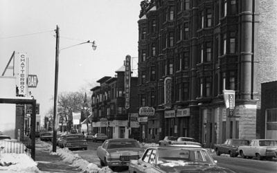 Selby Avenue, 1970