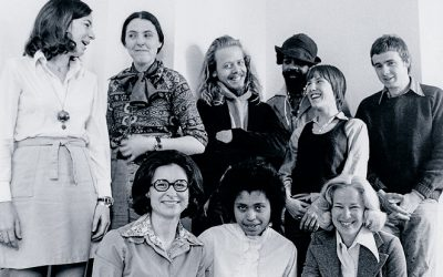 Arts Roots in Saint Paul: The Seventies! By Peg Guilfoyle and Molly Laberge Taylor