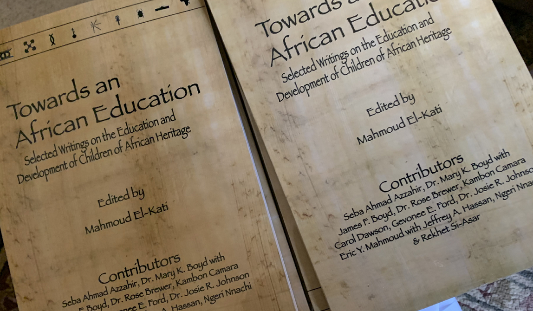 In Black Ink advances cause of children's education