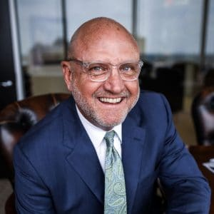 Gil Baumgarten, one of the nation's top financial advisors, Founder, and President of Segment Wealth Management.
