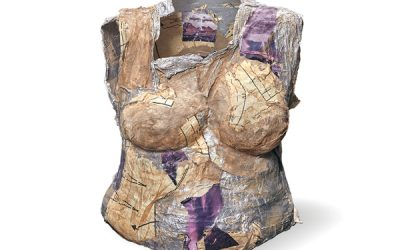 Sharon Bartel Clements: Warrior Women Torso Project