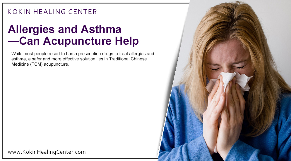 Allergies and Asthma—Can Acupuncture Help?