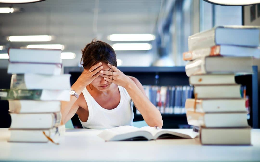 College Stress and Acupuncture