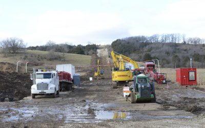 Commissioners hear update on Phillips 66 pipeline project