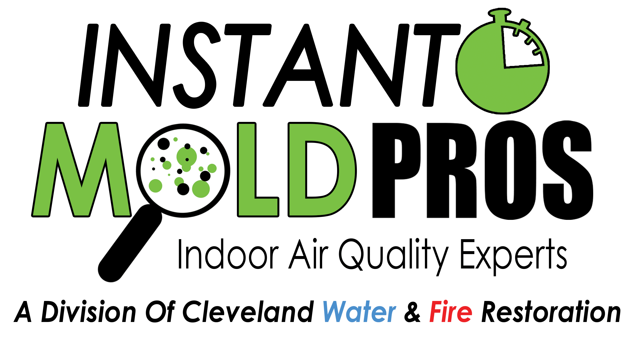 New Instant Mold Pros logo for 2021