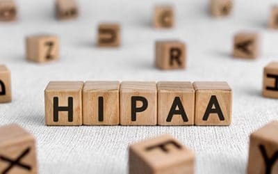 Determining eligibility for HIPAA administrative simplification