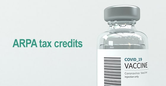 Leave tax credits are available for employees who help others get vaccinated
