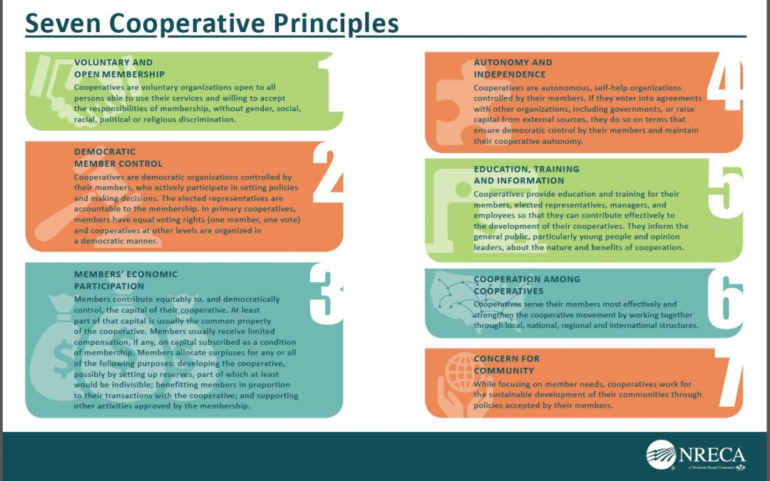 What's a Cooperative, Really?