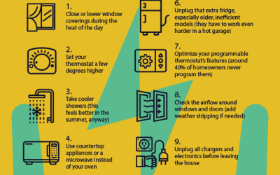 Free And Easy Ways To Save Energy