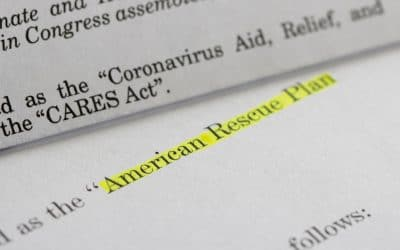 American Rescue Plan Act of 2021 Signed Into Law by President Biden