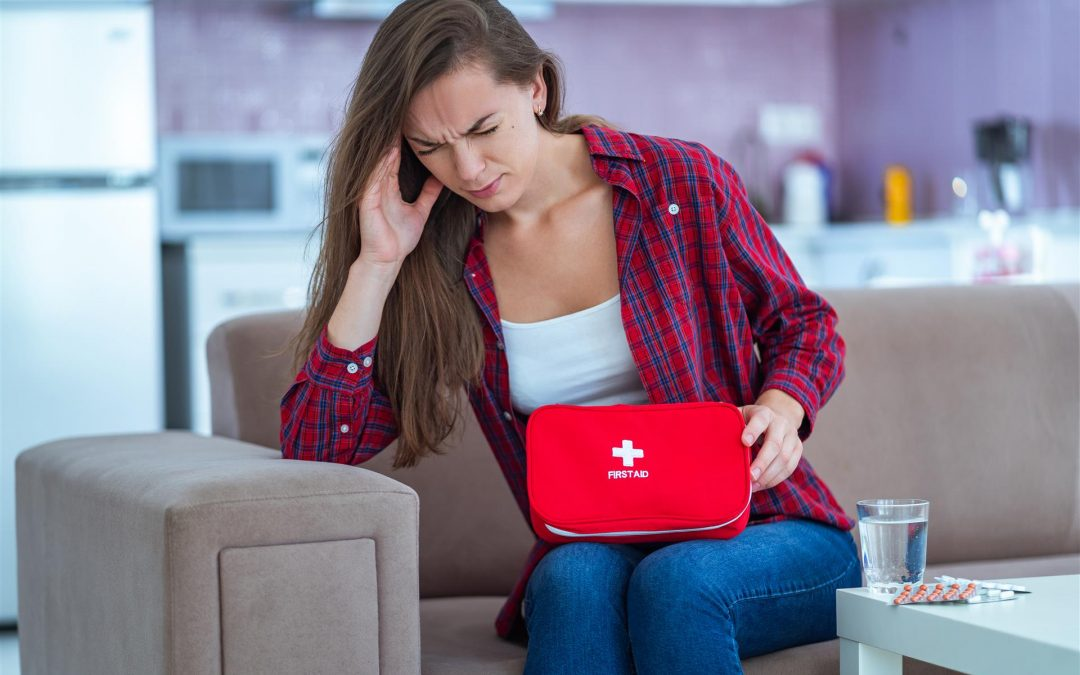 The Headache Survival Kit: Must-Haves to Help You Through an Unexpected Bad One