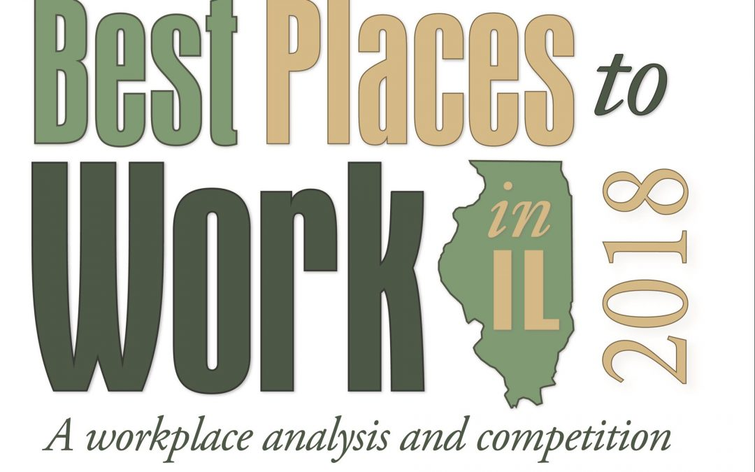 Press Release:  MichaelSilver Is Named as One of the Best Places to Work in Illinois 2018