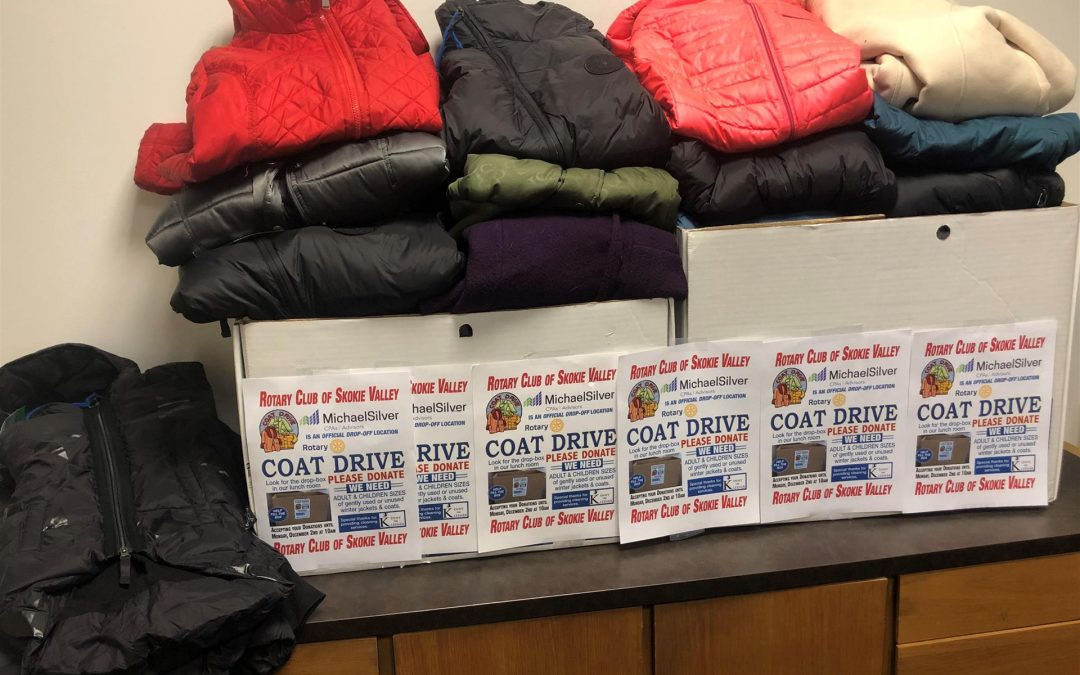2019 Skokie Valley Annual Coat Drive