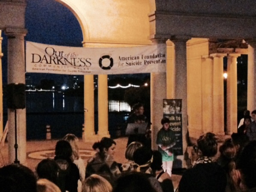 AFSP Out of the Darkness Walks