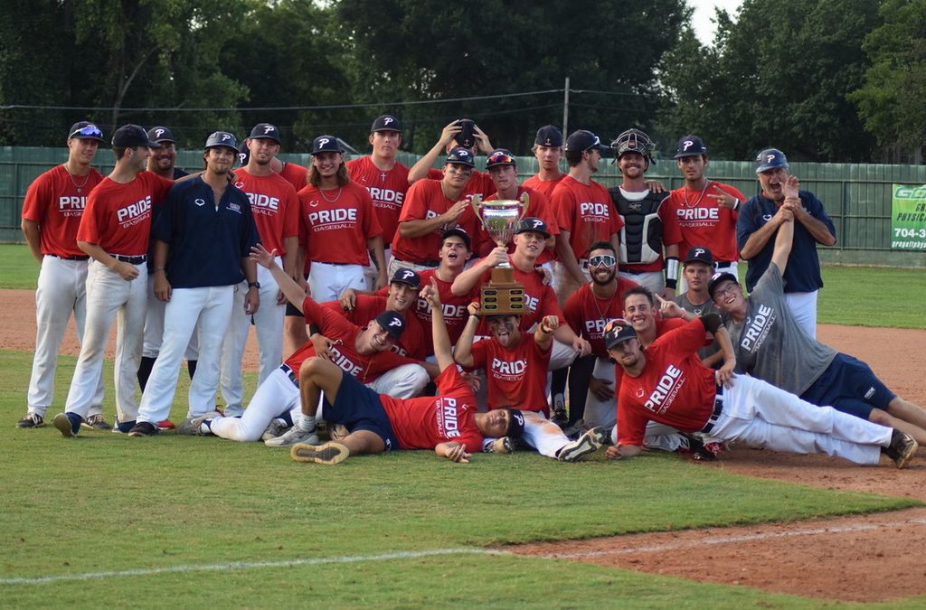 PRIDE WINS THIRD SCBL TITLE IN FOUR YEARS