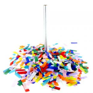 """18"""" Airless Confetti Launcher with Tissue Slowfall"""