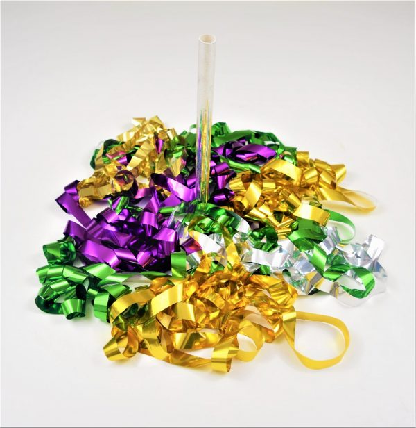 """18"""" Airless Confetti Launcher with Metallic Streamers"""