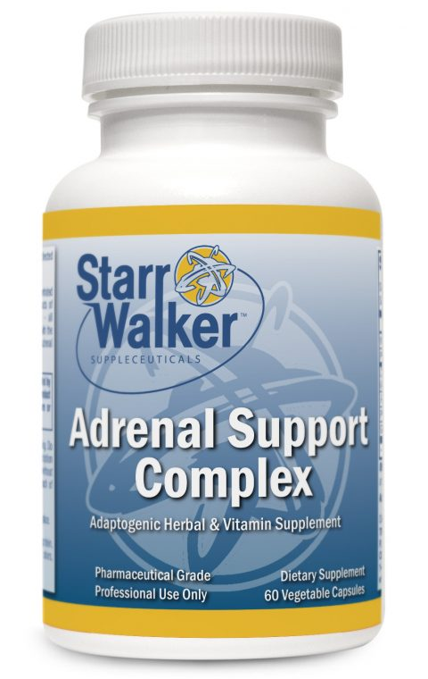 Adrenal Support Complex (60 Caps)