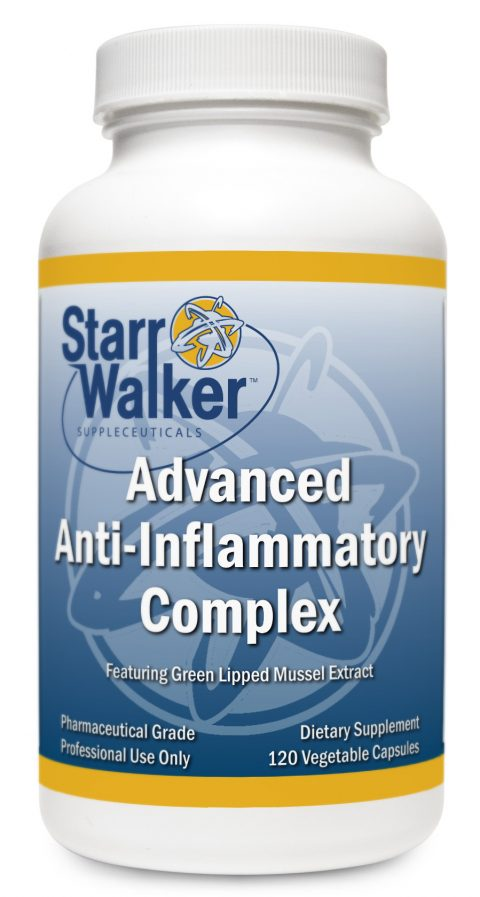 Advanced Anti-Inflammatory Complex (120 Caps)
