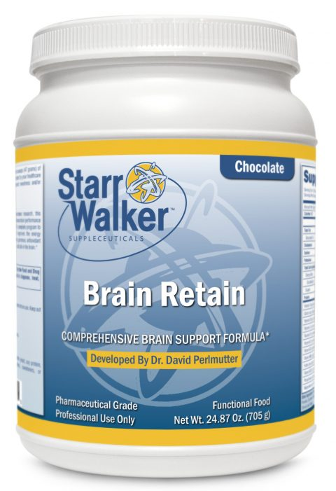 Brain Retain (30 scoops/15 srvgs) Choc. or Vanilla