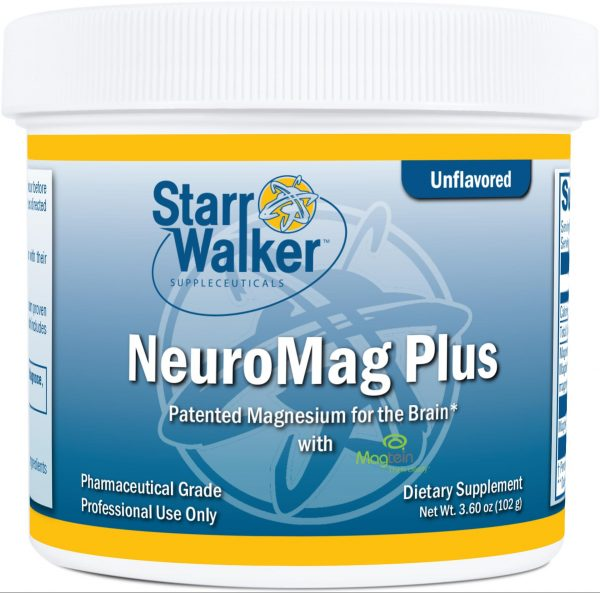 NeuroMag Plus Unflavored (About 60 servings)