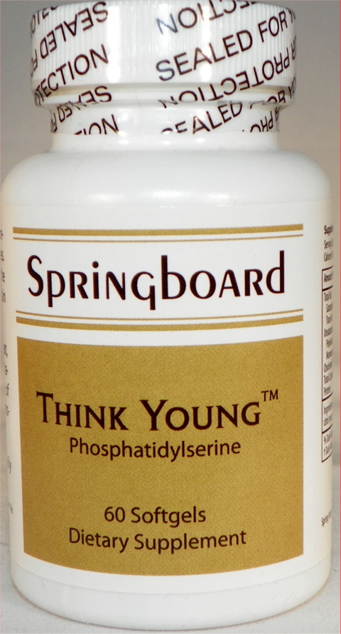 Think Young (60 Sftgel)