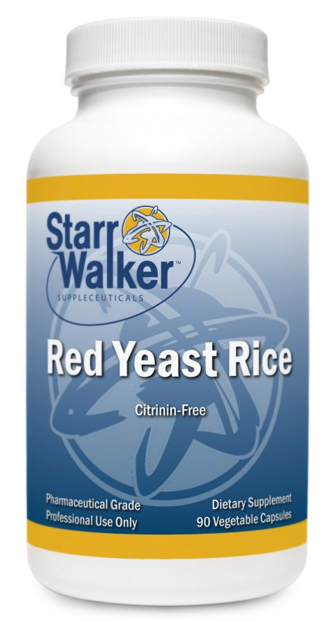 Red Yeast Rice Extract (90 Caps)