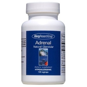 Adrenal Natural Glandular 150 caps