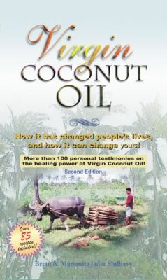 (BOOK) Virgin Coconut Oil