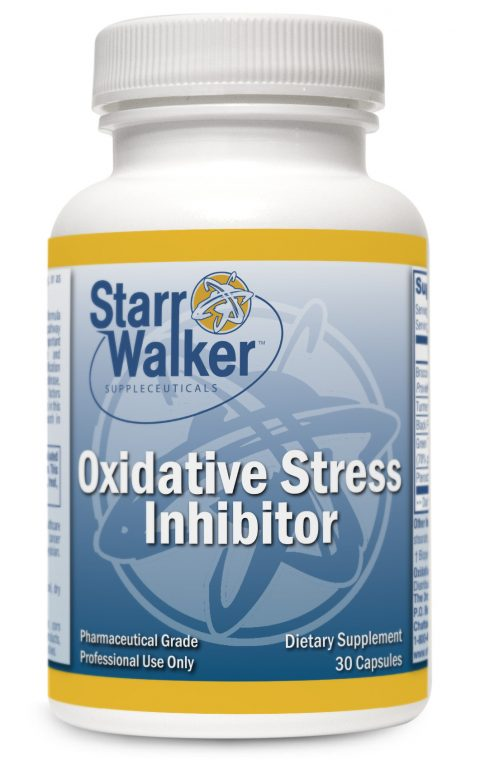 Oxidative Stress Inhibitor  (30 Caps) or (60 Caps)
