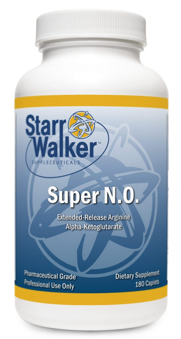 Super NO (180 Caplets)