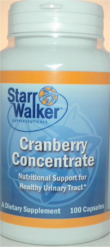 Cranberry Concentrate (100 Caps)
