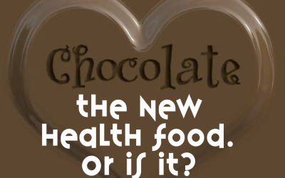 """There is a word for you: """"Chocoholic"""""""
