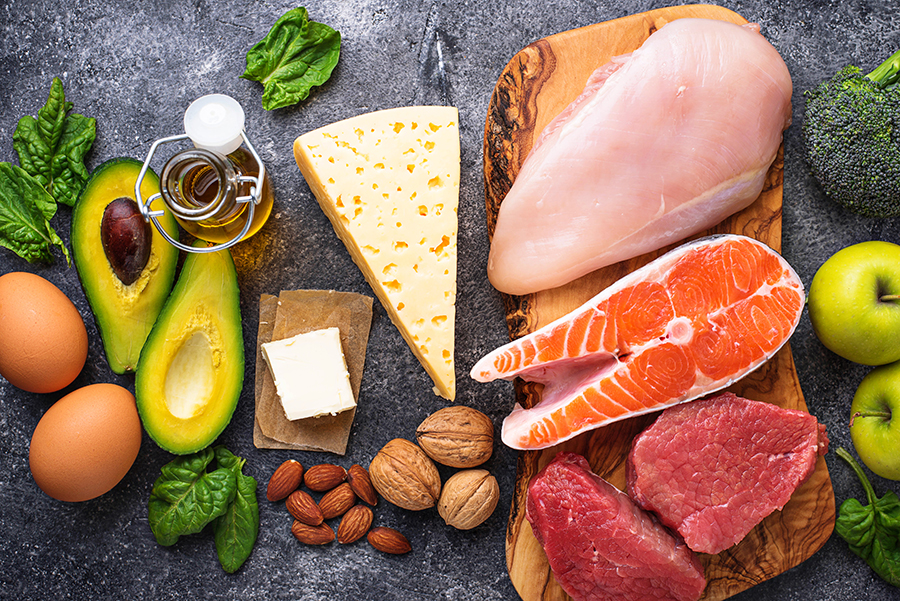 The Best Low-Carb Foods