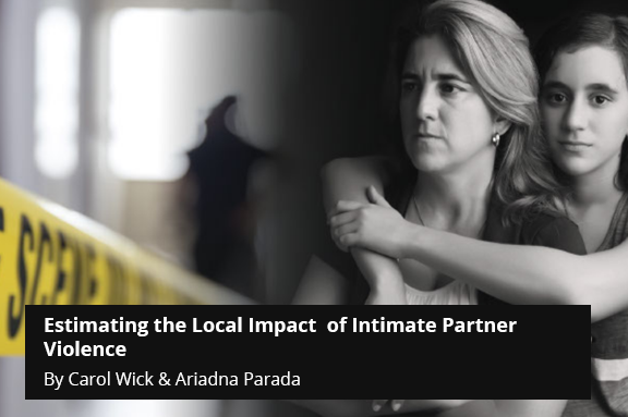 Estimating the Local Impact of Intimate Partner Violence