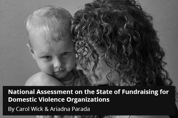 National Assessment on the State of Fundraising for Domestic Violence Organizations